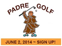 Sign Up for Padre Golf